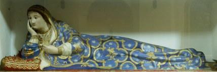 Statua Madonna della Provvicenza