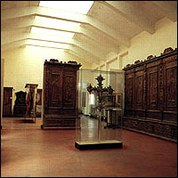 Exhibition rooms