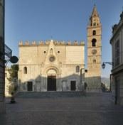 La facciata di Piazza Martiri