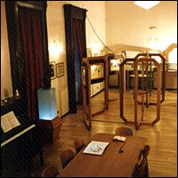 I locali del Museo