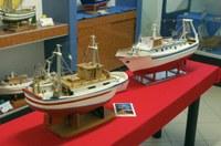 Modellini di navi