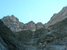 Fondo della salsa - parete nord del monte Camicia 3
