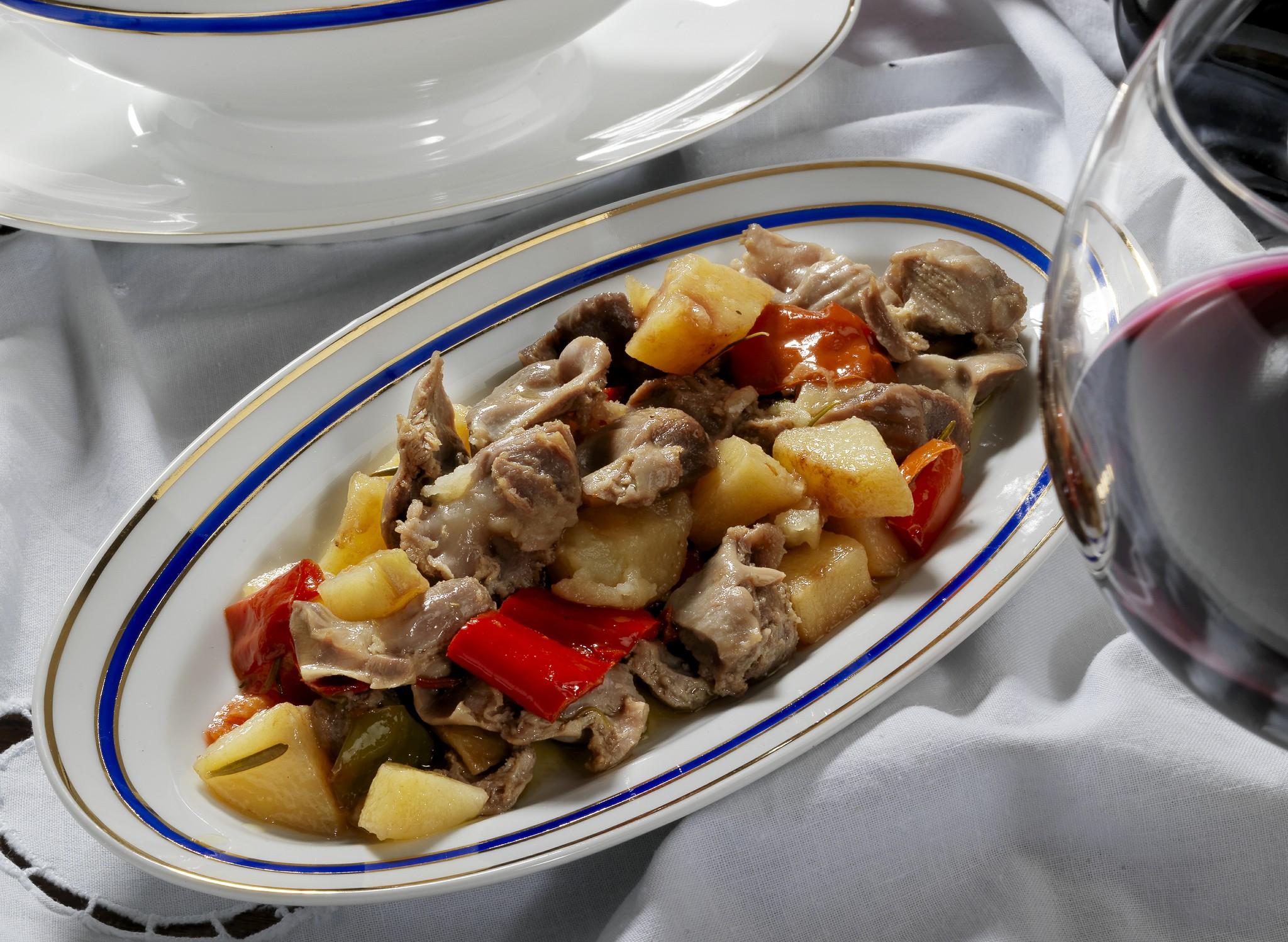 Antipasto Di Fegatini Cucina Cucina Teramana Cucina Abruzzese  #182473 2048 1497 Ricette Di Cucina Disegni