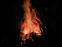 Il fuoco di Natale