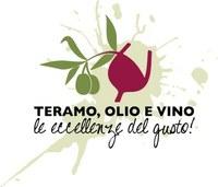 Logo manifestazione Teramo, olio e vino, le eccellenze del gusto