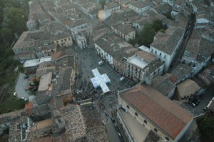 Veduta aerea di Montorio