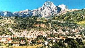 Panorama da Montorio al Vomano