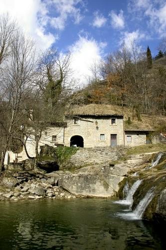 Cervaro - Mulino