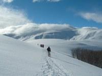 lago dell'orso - inverno
