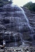 cascata della morricana