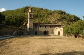 Wallfahrtskirche Madonna della Laga