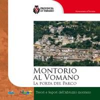"""Copertina della guida: """"Montorio al Vomano - La porta del Parco"""""""