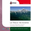 """Copertina della guida: """"La Valle Siciliana"""""""