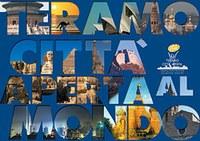 """Logo di """"Teramo Città aperta al Mondo"""""""